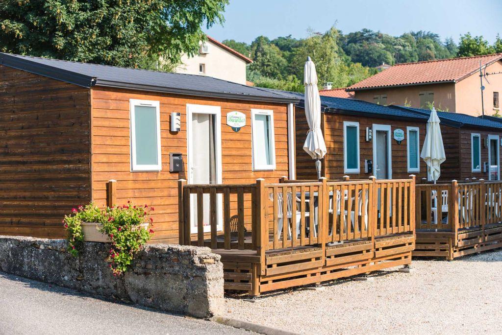 Camping des Barolles Lyon
