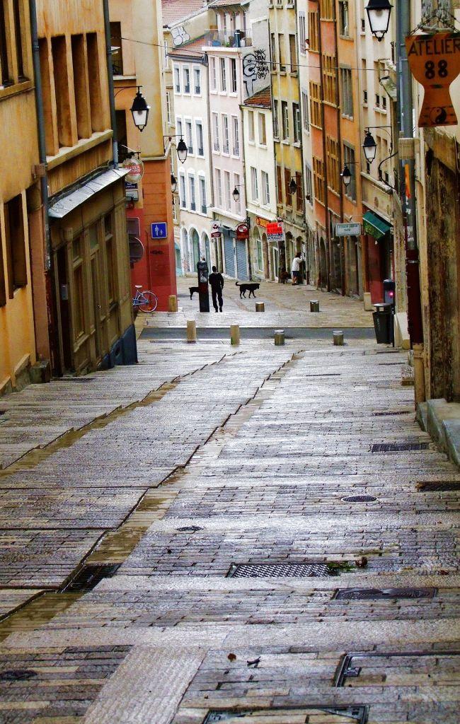 marathon lyonnais - rue
